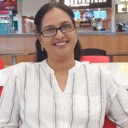 Arpitha K Gupta